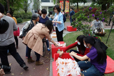 100,000 Tea Eggs are Distributed on a Street in Guan ... Photo Gallery Collections Two 2